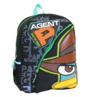 Disney Phineas & Ferb Backpack   Childrens School Backpacks