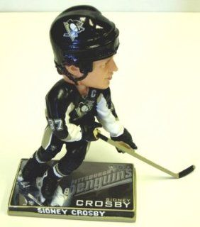 Sidney Crosby Pittsburgh Penguins Photobase Bobblehead : Sports Related Collectibles : Sports & Outdoors