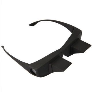 New Model!lazy Creative Periscope Horizontal Reading Tv Sit View Glasses on Bed Lie Down (Medium): Health & Personal Care