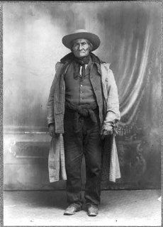 Photo: Geronimo, Apache Chief, 1829 1909, One Who Yawns, Indian   Prints