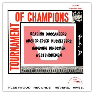 1966 Drum Corps CD Reading Buccaneers, Westshoremen, Hamburg Kingsmen, Archie : Other Products : Everything Else