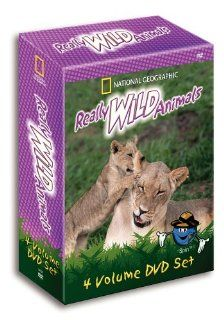 National Geographic's Really Wild Animals Gift Set: Movies & TV