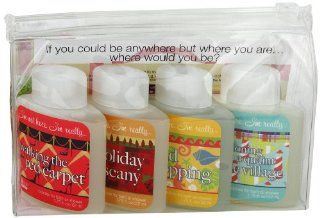Not Soap Radio I'm not Here I'm Really Body Wash Gift Set : Toiletry Product Sets : Beauty