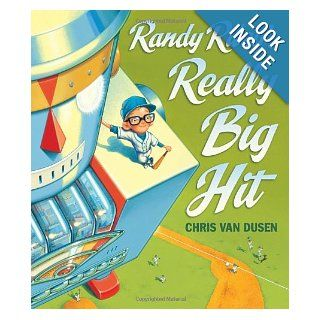 Randy Riley's Really Big Hit: Chris Van Dusen: 9780763649463:  Kids' Books