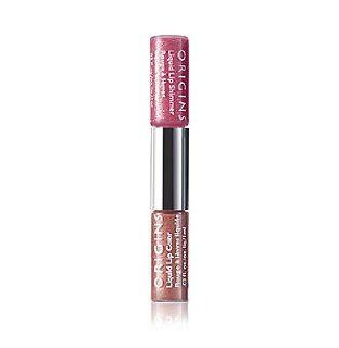 Origins Liquid Lip Gloss Color Duo   18 Really Rosy (0.08 oz/ 2.3 ml) & 14 You're Golden (0.08 oz/ 2.3 ml)   Unboxed : Beauty