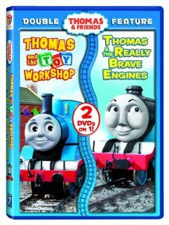Thomas & Friends: Thomas & the Toy Workshop/Thomas & the Really Brave Engine: Thomas & Friends: Movies & TV