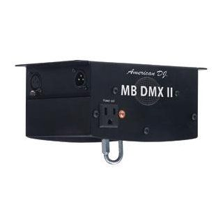 American Dj Mb Dmx Ii Dmx Controllable Mirror Ball Motor: Musical Instruments