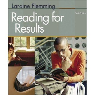 Reading for Results: Laraine E. Flemming: 9780618766772: Books