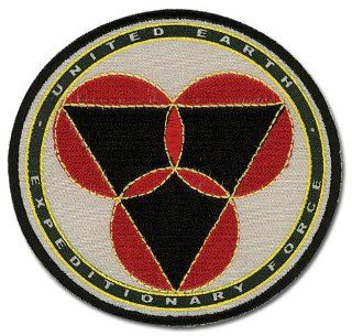 Robotech Ref Emblem Patch: Toys & Games