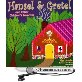 Hansel and Gretel and Other Children's Favorites (Audible Audio Edition): Jacob Grimm, Wilhelm Grimm, L. Frank Baum, James Mio, Shawn Ryskamp, David DuChene, Jenny Day: Books