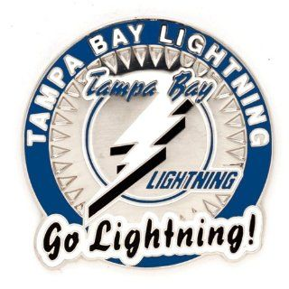 "Tampa Bay Lightning Official NHL 1"" Lapel Pin : Sports Related Pins : Sports & Outdoors"