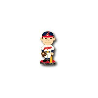 Cleveland Indians Bobbing Head Pin : Sports Related Pins : Sports & Outdoors