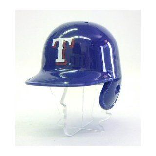 Texas Rangers Pocket Pro Helmet : Sports Related Collectible Mini Helmets : Sports & Outdoors
