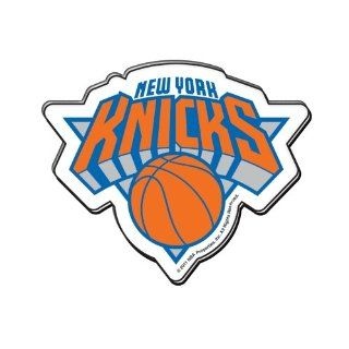 "NEW YORK KNICKS OFFICIAL LOGO 2"" ACRYLIC MAGNET : Sports Related Magnets : Sports & Outdoors"