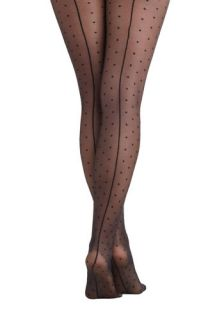 I Dreamed a Seam Tights  Mod Retro Vintage Tights
