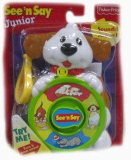 See 'N Say Junior Puppy: Toys & Games