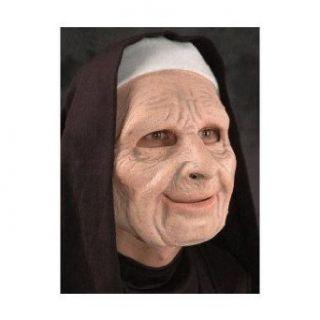 Nun on the Run Adult Mask: Costume Masks: Clothing