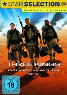 Three Kings George Clooney, Mark Wahlberg, Ice Cube, Spike Jonze, Cliff Curtis, Nora Dunn, Jamie Kennedy, Sa�d Taghmaoui, Mykelti Williamson, Holt McCallany, Judy Greer, Christopher Lohr, David O. Russell, Alan Glazer, Bruce Berman, Charles Roven, Douglas