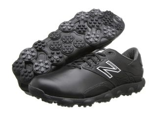New Balance Golf Minimus LX Mens Golf Shoes (Black)