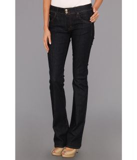 Hudson Beth Mid Rise Baby Bootcut in Foley Womens Jeans (Black)