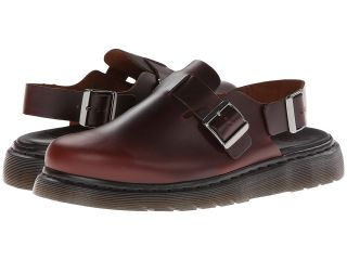 Dr. Martens Jorge Closed Toe Sandal Shoes (Tan)