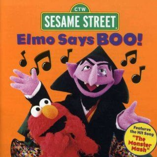 Elmo Says Boo: Music