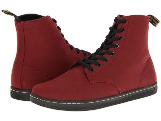Dr. Martens Alfie Mens Lace up Boots (Red)
