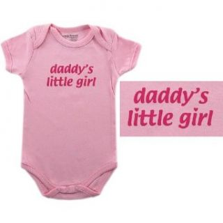 Baby Says Bodysuit   Daddy's Little Girl, 9 12 months: Clothing