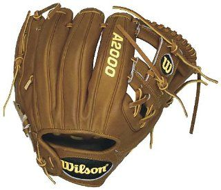 "Wilson A2000 Dustin Pedroia 11.5"" Baseball Glove : Sports & Outdoors"