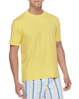 Mens Basel Jersey Tee, Yellow   Derek Rose   Yellow (XL)