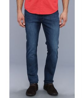 DL1961 Mason Slouchy Straight in Beacon Mens Jeans (Navy)