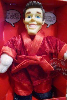 Mr. Romance Talking Doll   Says 6 Romantic Phrases: Toys & Games