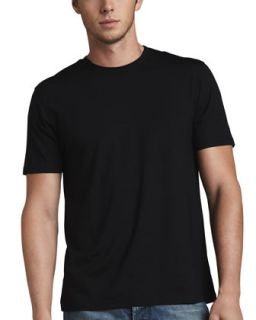 Mens Basel 1 Jersey Tee, Black   Derek Rose   Black (MEDIUM)