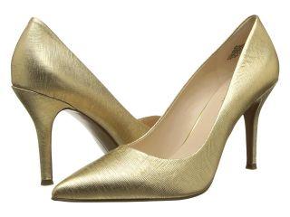 Nine West Flax High Heels (Gold)