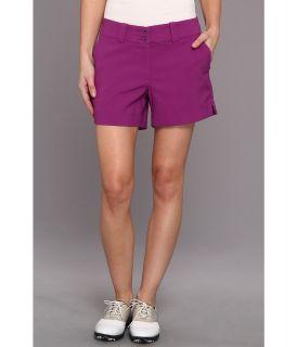 Nike Golf Modern Rise Sporty Short Womens Shorts (Purple)