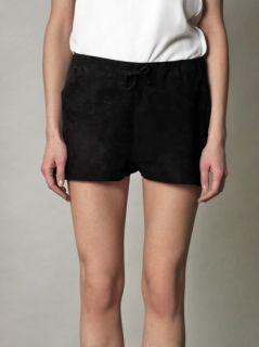 Suede shorts  Anne Vest