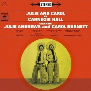 Julie And Carol At Carnegie Hall: Music