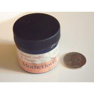 Diaper Rash & Thrush Relief (Motherlove) 1 Oz: Health & Personal Care
