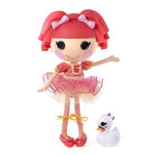Lalaloopsy Doll   Tippy Tumblelina: Toys & Games