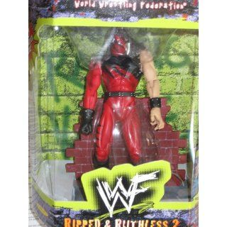 WWF Ripped & Ruthless 2 Kane Figure: Toys & Games