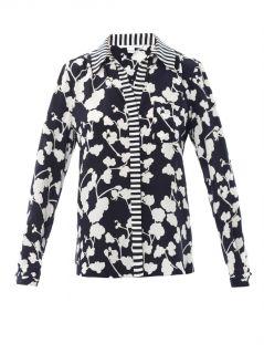 Lorelei silk blouse  Diane Von Furstenberg