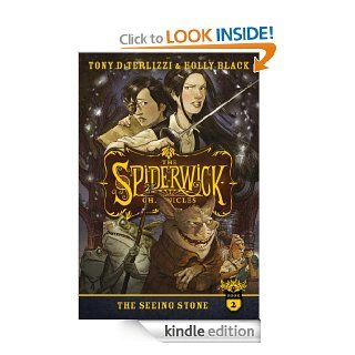 The Seeing Stone (The Spiderwick Chronicles)   Kindle edition by Holly Black, Tony DiTerlizzi. Children Kindle eBooks @ .