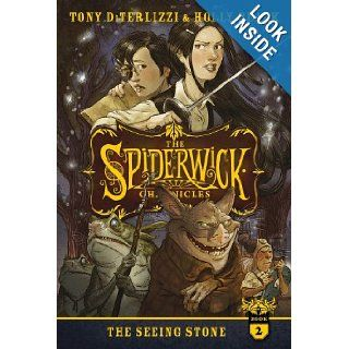 The Seeing Stone (The Spiderwick Chronicles): Tony DiTerlizzi, Holly Black: 9781442486942:  Kids' Books
