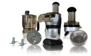 Magic Bullet BER 0601 Bullet Express Trio 3 in 1 Blender System: Kitchen & Dining