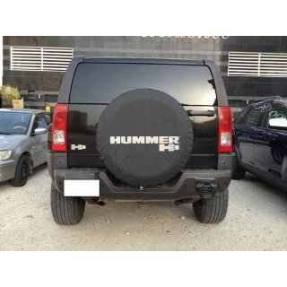 2005 2010 Hummer H3 Soft Tire Cover   Non reflective   Genuine GM Licensed: Automotive