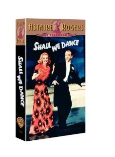 Shall We Dance [VHS]: Fred Astaire, Ginger Rogers, Edward Everett Horton, Eric Blore, Jerome Cowan, Ketti Gallian, William Brisbane, Harriet Hoctor, Norman Ainsley, Ben Alexander, Sherwood Bailey, Matthew Boulton, Mark Sandrich, Allan Scott, Anne Morrison