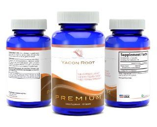 Yacon Root ExtractCapsules  NOT SYRUPFat Burner for Women and MenBoost MetabolismBurns FatPure Premium 1000mgSafe And Effective for Natural Weight LossAs Seen On The Dr OZ ShowThe Peruvian Cleanse DietMade in USA100% SATISFACTION GUARANTEED!: Hea