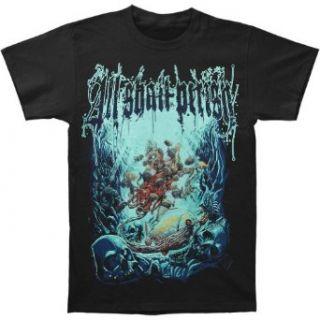 All Shall Perish Deep Sea T shirt: Clothing