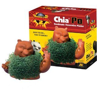 As Seen on TV Chia Pets Chia Kung Fu Panda : Baby Toys : Baby