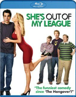 She's Out of My League  [Blu ray]: Jay Baruchel, Alice Eve, T.J. Miller, Mike Vogel, Nate Torrence, Lindsay Sloane, Kyle Bornheimer, Jessica St. Clair, Krysten Ritter, Debra Jo Rupp, Adam LeFevre, Jim Field Smith: Movies & TV